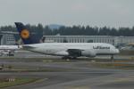 matsuさんが、シンガポール・チャンギ国際空港で撮影したルフトハンザドイツ航空 A380-841の航空フォト(飛行機 写真・画像)