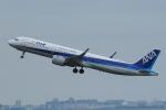 AkilaYさんが、羽田空港で撮影した全日空 A321-272Nの航空フォト(写真)