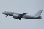 AkilaYさんが、羽田空港で撮影したノマド・アヴィエーション A319-133X CJの航空フォト(写真)