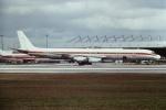 tassさんが、マイアミ国際空港で撮影したカリッタ エア DC-8-63CFの航空フォト(飛行機 写真・画像)