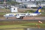 kumagorouさんが、仙台空港で撮影したスカイマーク 737-86Nの航空フォト(写真)