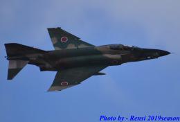 れんしさんが、芦屋基地で撮影した航空自衛隊 RF-4E Phantom IIの航空フォト(飛行機 写真・画像)