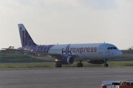 Rsaさんが、下地島空港で撮影した香港エクスプレス A320-232の航空フォト(飛行機 写真・画像)