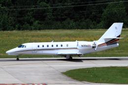 A-Chanさんが、ローリー・ダーラム国際空港で撮影したネットジェッツ・エイビエーション 680 Citation Sovereign/Sovereign+の航空フォト(飛行機 写真・画像)