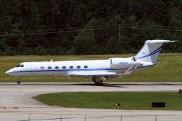 A-Chanさんが、ローリー・ダーラム国際空港で撮影したアメリカ個人所有 G500/G550 (G-V)の航空フォト(飛行機 写真・画像)