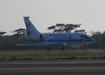 Rsaさんが、下地島空港で撮影した海上保安庁 Falcon 2000EXの航空フォト(写真)