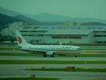 kiyohsさんが、仁川国際空港で撮影した中国国際航空 737-89Lの航空フォト(写真)
