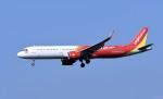 キットカットさんが、成田国際空港で撮影したベトジェットエア A321-271Nの航空フォト(写真)