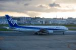 delawakaさんが、福岡空港で撮影した全日空 767-381/ERの航空フォト(飛行機 写真・画像)