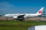 delawakaさんが、成田国際空港で撮影した日本航空 777-246/ERの航空フォト(飛行機 写真・画像)