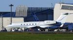 パンダさんが、成田国際空港で撮影したAVIATION ENTERPRISES Inc G-Vの航空フォト(飛行機 写真・画像)