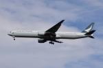Timothyさんが、成田国際空港で撮影したキャセイパシフィック航空 777-367の航空フォト(写真)