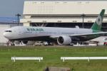 Timothyさんが、成田国際空港で撮影したエバー航空 777-36N/ERの航空フォト(写真)