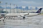 M.Ochiaiさんが、羽田空港で撮影したサウジアラビア王国政府 A340-213Xの航空フォト(写真)