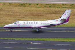 PASSENGERさんが、デュッセルドルフ国際空港で撮影したチロル・エア・アンビュランス 550/551/552の航空フォト(飛行機 写真・画像)