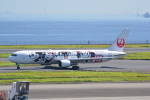 LEGACY-747さんが、羽田空港で撮影した日本航空 767-346/ERの航空フォト(写真)