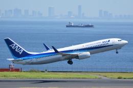LEGACY-747さんが、羽田空港で撮影した全日空 737-881の航空フォト(写真)