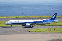 LEGACY-747さんが、羽田空港で撮影した全日空 A321-272Nの航空フォト(写真)
