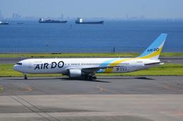 LEGACY-747さんが、羽田空港で撮影したAIR DO 767-33A/ERの航空フォト(写真)