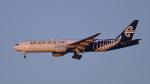 パンダさんが、成田国際空港で撮影したニュージーランド航空 777-219/ERの航空フォト(写真)