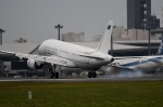 ワーゲンバスさんが、成田国際空港で撮影したイタリア空軍 A319-115CJの航空フォト(写真)