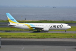 LEGACY-747さんが、羽田空港で撮影したAIR DO 767-381/ERの航空フォト(飛行機 写真・画像)