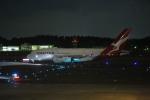 airdrugさんが、成田国際空港で撮影したカンタス航空 A380-842の航空フォト(写真)
