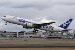 Hii0802さんが、伊丹空港で撮影した全日空 767-381/ERの航空フォト(写真)