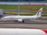 Mame @ TYOさんが、羽田空港で撮影したモロッコ政府 737-8KB BBJ2の航空フォト(写真)
