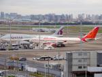 Mame @ TYOさんが、羽田空港で撮影したエア・インディア 747-437の航空フォト(写真)