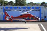 A-Chanさんが、ホンダエアポートで撮影した埼玉県防災航空隊 AS365N3 Dauphin 2の航空フォト(飛行機 写真・画像)