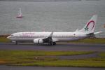 yabyanさんが、羽田空港で撮影したモロッコ政府 737-8KB BBJ2の航空フォト(飛行機 写真・画像)