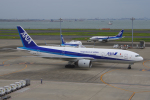 yabyanさんが、羽田空港で撮影した全日空 777-281の航空フォト(写真)