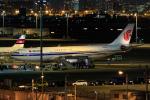 ryu330さんが、羽田空港で撮影した中国国際航空 A330-243の航空フォト(写真)