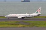 たまさんが、羽田空港で撮影したモロッコ政府 737-8KB BBJ2の航空フォト(写真)