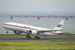 SGR RT 改さんが、羽田空港で撮影したアミリ フライト 777-2AN/ERの航空フォト(写真)