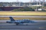 yasunori0624さんが、三沢飛行場で撮影したアメリカ海兵隊 F/A-18D Hornetの航空フォト(写真)