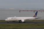 KAZFLYERさんが、羽田空港で撮影したユナイテッド航空 787-9の航空フォト(写真)