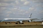 GRX135さんが、新千歳空港で撮影したクウェート政府 A340-542の航空フォト(写真)
