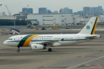 sg-driverさんが、羽田空港で撮影したブラジル空軍 A319-133X CJの航空フォト(写真)