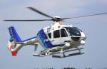 EosR2さんが、鹿児島空港で撮影したオールニッポンヘリコプター EC135T2の航空フォト(写真)
