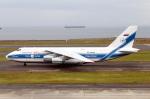なごやんさんが、中部国際空港で撮影したヴォルガ・ドニエプル航空 An-124-100 Ruslanの航空フォト(写真)