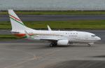チャーリーマイクさんが、羽田空港で撮影したニジェール政府 737-75U BBJの航空フォト(写真)