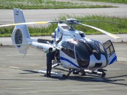MARK0125さんが、石垣空港で撮影したいであ EC130T2の航空フォト(飛行機 写真・画像)