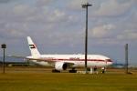 GRX135さんが、新千歳空港で撮影したアミリ フライト 777-2AN/ERの航空フォト(写真)