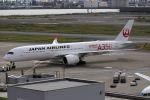 やまちゃんさんが、羽田空港で撮影した日本航空 A350-941XWBの航空フォト(飛行機 写真・画像)