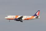 wingace752さんが、成田国際空港で撮影したマカオ航空 A320-232の航空フォト(写真)