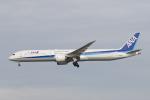 wingace752さんが、成田国際空港で撮影した全日空 787-10の航空フォト(写真)