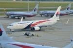 amagoさんが、クアラルンプール国際空港で撮影したマレーシア航空 737-8H6の航空フォト(写真)