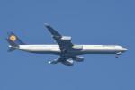 kuro2059さんが、中部国際空港で撮影したルフトハンザドイツ航空 A340-642の航空フォト(写真)